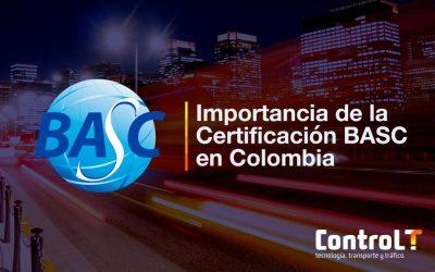 Importancia de la certificación BASC