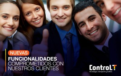 Comprometidos con nuestros clientes | Nuevas funcionalidades