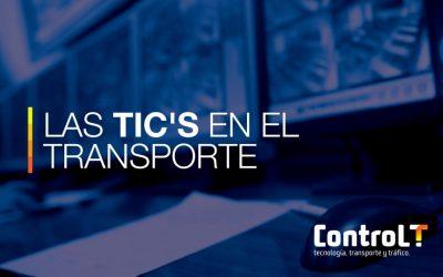 Las tic's en el transporte | ControlT
