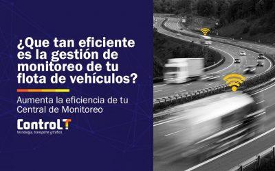 ¿Que tan eficiente es la gestión de Control de Tráfico en tu empresa?