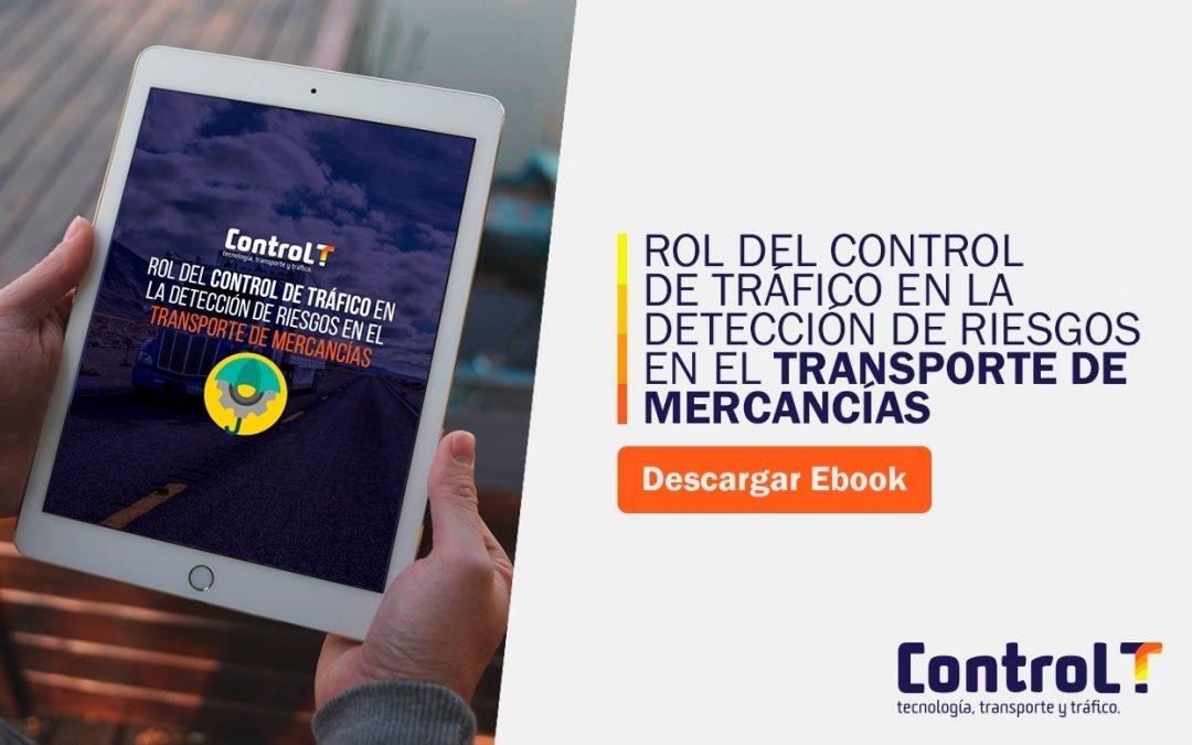 Ebook – Rol del Control de Tráfico en la detección de riesgos en el transporte
