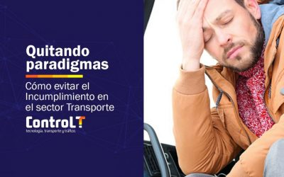 Quitando paradigmas | Cómo evitar el Incumplimiento en el sector Transporte