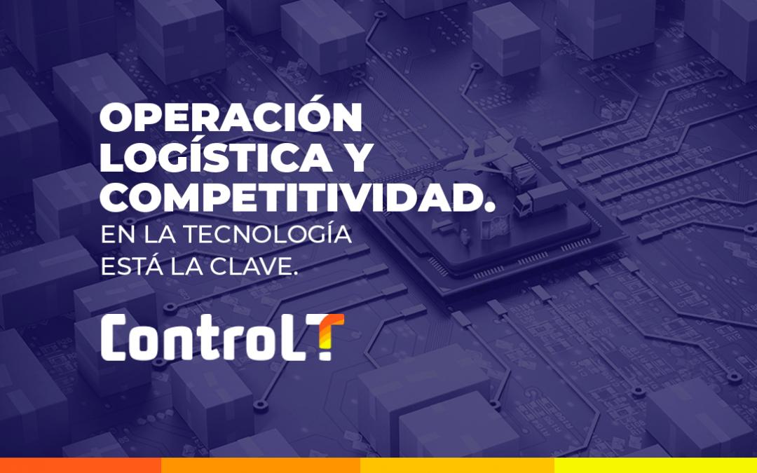 Operación logística y competitividad | En la tecnología está la clave.
